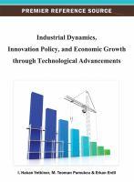 Industrial dynamics, innovation policy, and economic growth through technological advancements için kapak resmi