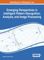 Handbook of research on emerging perspectives in intelligent pattern recognition, analysis, and image processing için kapak resmi