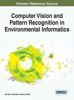 Computer vision and pattern recognition in environmental informatics için kapak resmi