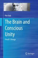 The Brain and Conscious Unity Freud's Omega için kapak resmi
