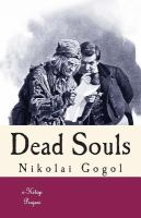 Dead souls için kapak resmi