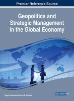 Geopolitics and strategic management in the global economy için kapak resmi