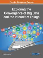 Exploring the convergence of big data and the Internet of things için kapak resmi