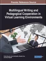 Multilingual writing and pedagogical cooperation in virtual learning environments için kapak resmi