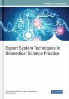 Expert system techniques in biomedical science practice için kapak resmi
