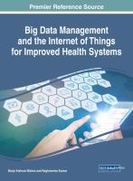 Big data management and the Internet of things for improved health systems için kapak resmi