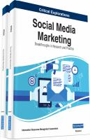 Social media marketing : breakthroughs in research and practice için kapak resmi