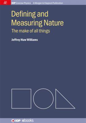 Defining and measuring nature : the make of all things için kapak resmi