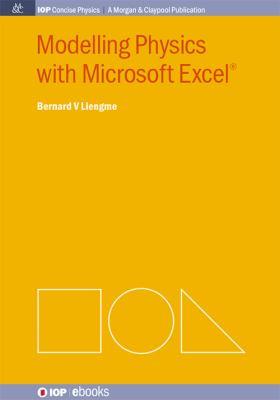 Modelling physics with Microsoft Excel için kapak resmi