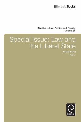 Law and the liberal state için kapak resmi