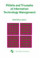 Pitfalls and triumphs of information technology management için kapak resmi