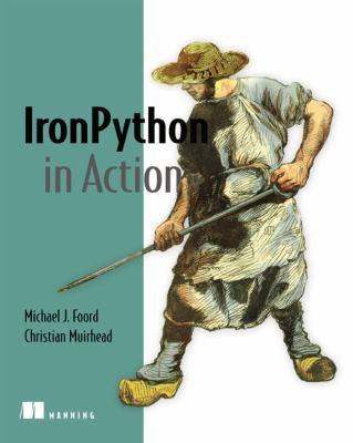 IronPython in Action için kapak resmi