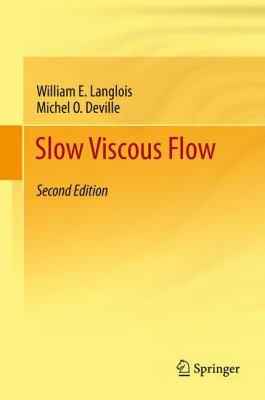 Slow Viscous Flow için kapak resmi
