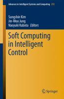 Soft Computing in Intelligent Control için kapak resmi