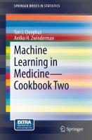 Machine Learning in Medicine - Cookbook Two için kapak resmi