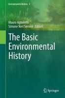 The Basic Environmental History için kapak resmi