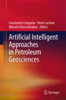 Artificial Intelligent Approaches in Petroleum Geosciences için kapak resmi
