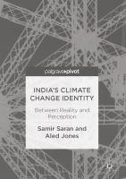 India's Climate Change Identity Between Reality and Perception için kapak resmi