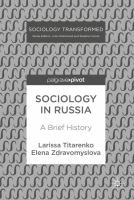 Sociology in Russia A Brief History için kapak resmi