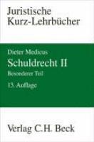 Schuldrecht : besonderer teil : ein studienbuch II için kapak resmi
