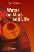 Water on Mars and Life için kapak resmi