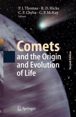 Comets and the Origin and Evolution of Life için kapak resmi