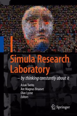 Simula Research Laboratory by Thinking Constantly about it için kapak resmi