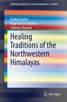 Healing Traditions of the Northwestern Himalayas için kapak resmi