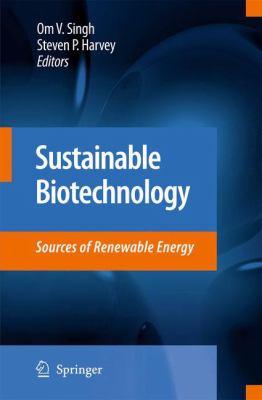 Sustainable Biotechnology Sources of Renewable Energy için kapak resmi