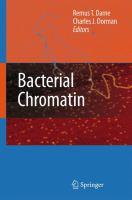 Bacterial Chromatin için kapak resmi