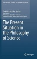 The Present Situation in the Philosophy of Science için kapak resmi