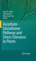 Ascorbate-Glutathione Pathway and Stress Tolerance in Plants için kapak resmi
