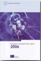 European competitiveness report 2006 için kapak resmi