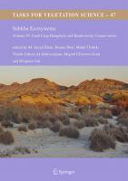 Sabkha Ecosystems: Volume IV: Cash Crop Halophyte and Biodiversity Conservation için kapak resmi