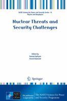 Nuclear Threats and Security Challenges için kapak resmi
