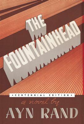 The Fountainhead book jacket