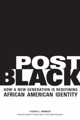 Post Black book cover