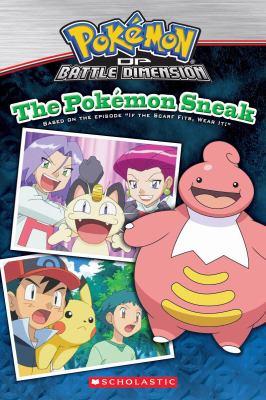 Pokémon. Battle dimension : The Pokémon sneak