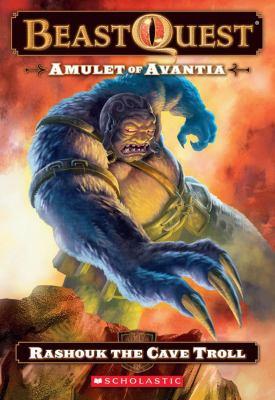 Rashouk the Cave Troll Beast quest