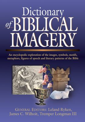 Cover image for Dictionary of biblical imagery