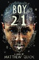 Book Jacket for Boy21