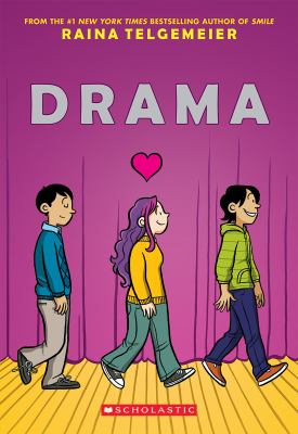 Book jacket for Drama