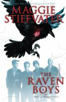 book jacket for The Raven Boys