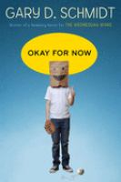 book jacket for Okay for Now