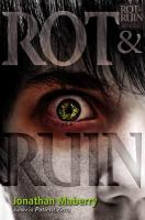 Book jacket for Rot & Run
