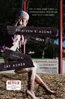 book jacket for Thirteen Reasons Why