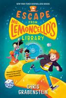 Cover image for Escape from Mr. Lemoncello's library / Chris Grabenstein.