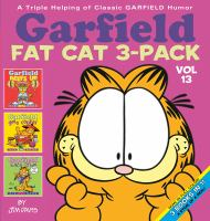 Cover image for Garfield fat cat 3-pack. Volume 13 / by Jim Davis.