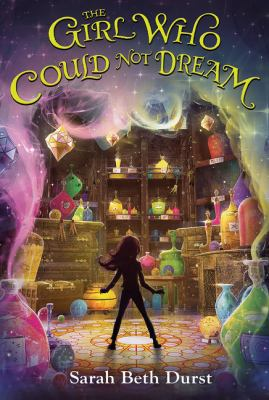 Cover image for Girl who could not dream.