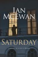 Cover image for Saturday / Ian McEwan.